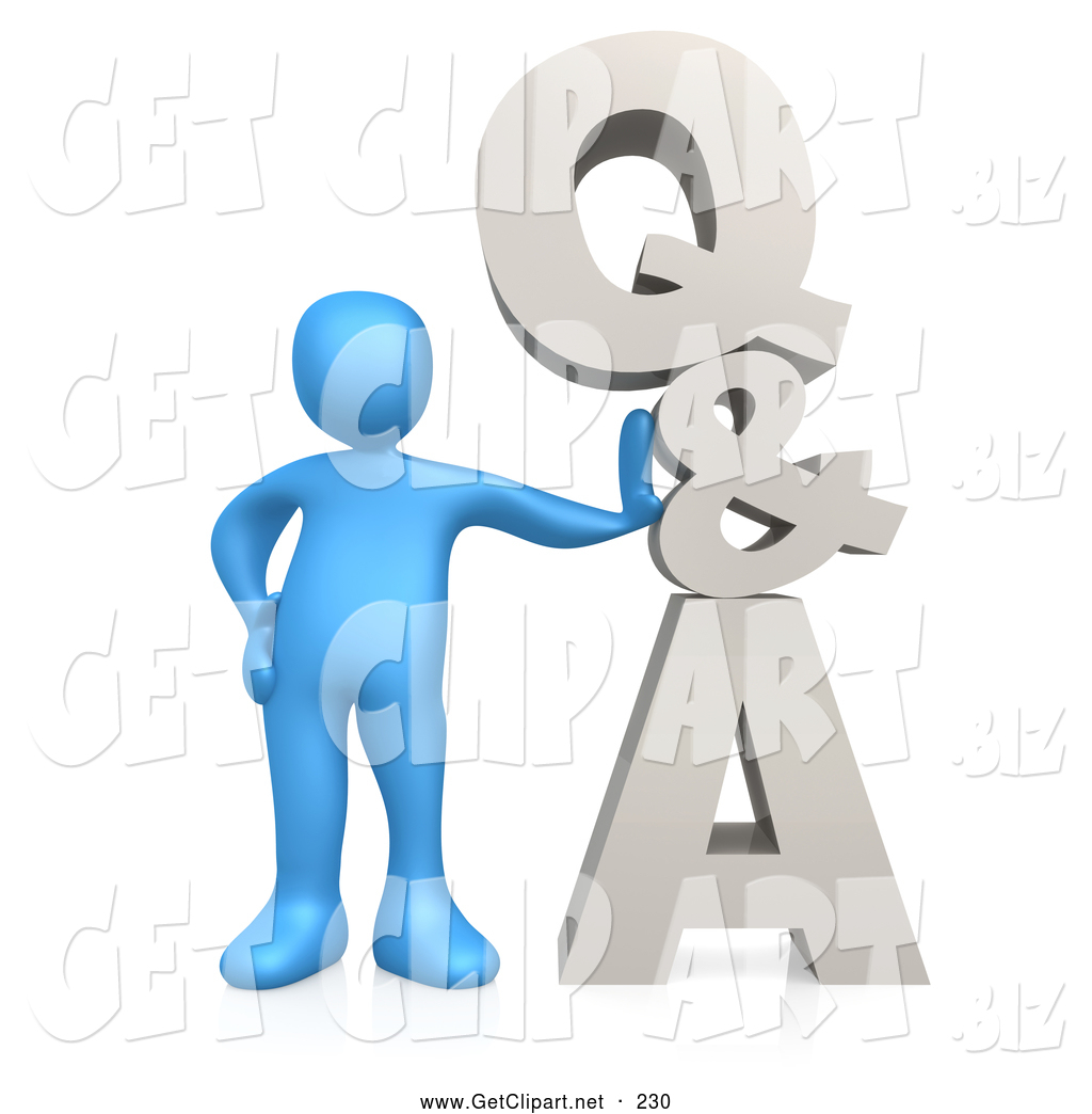 Questions And Answers Icon Clipart