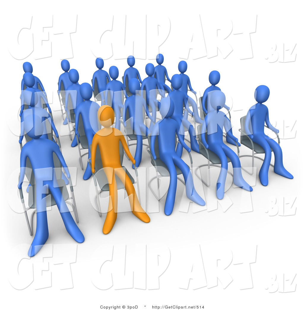 employee meeting clipart - photo #21