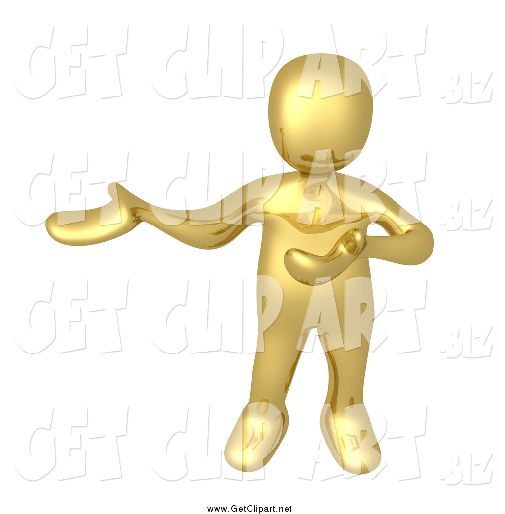 Royalty Free Gold People Stock Get Designs
