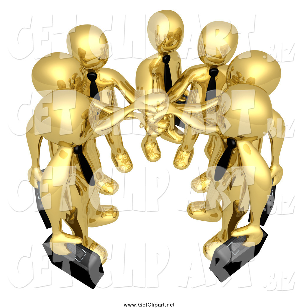 Royalty Free Golden People Stock Get Designs